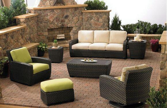 comment prot ger son mobilier d ext rieur avant l hiver jardins et potagers. Black Bedroom Furniture Sets. Home Design Ideas