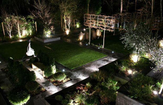 Comment éclairer votre jardin?