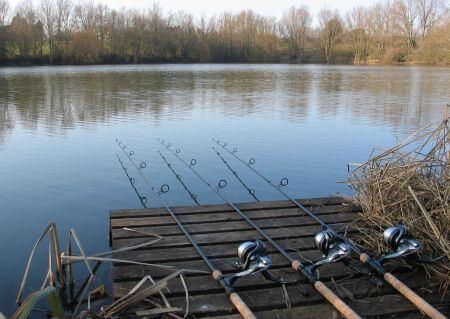 Les montants des carabines pour la pêche le tableau